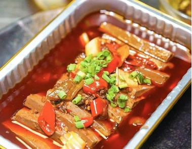 大禹食品告诉您厨全乐锡纸鸭血烤制与酱料配方